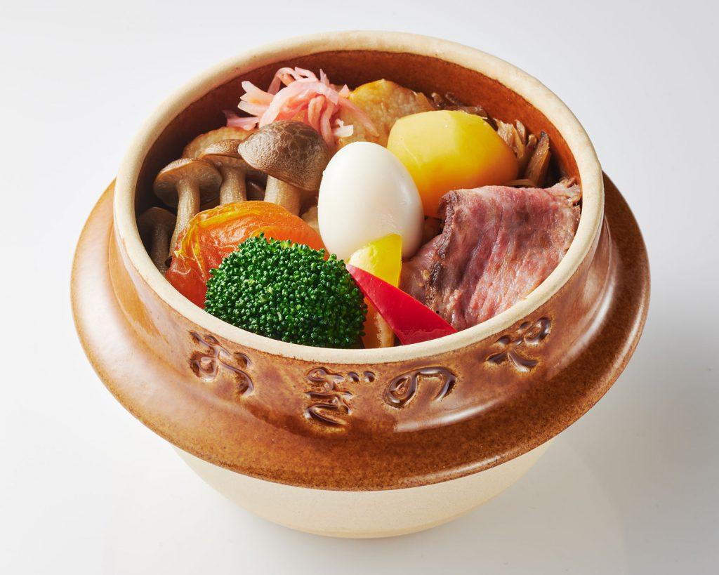 有楽町の釜めし 弦(陶器)
