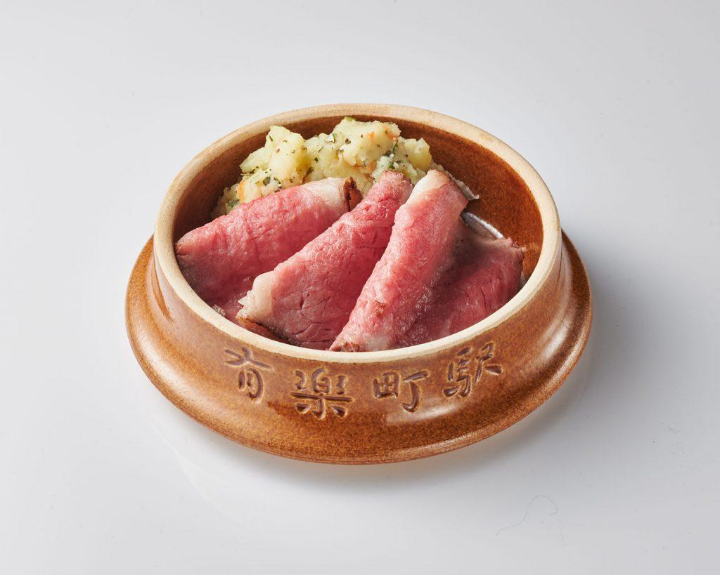 上州牛ローストビーフ